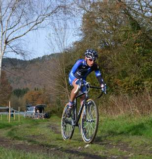 Cyclo cross de Nohan