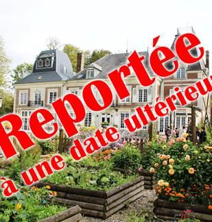 Reportée: Journée dans les Crêtes Préardennaises : Visite du Relais de Poste, visite du Vieux Pressoir de Margy, déjeuner et visite du Château de Montaubois