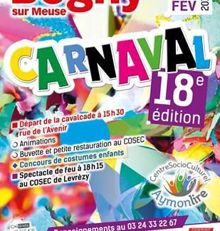 Carnaval Bogny sur Meuse
