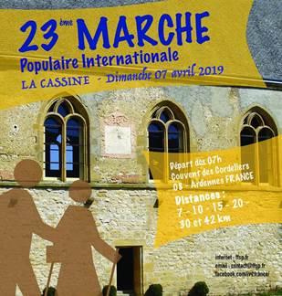 23ème Marche Populaire Internationale