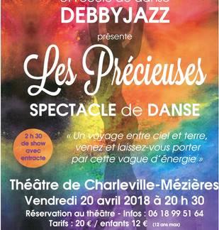 Art Corps en Mouvement et l'école de danse Debby Jazz présente