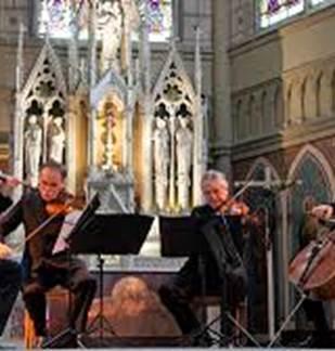 Concert Quatuor