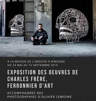Exposition des oeuvres de Charles Frère