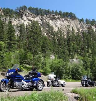 Deuxième Rallye Touristique Moto