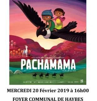 Cinéma enfants : Pachamama