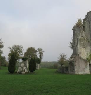 Abbaye de Bonnefontaine - Blanchefosse-et-Bay
