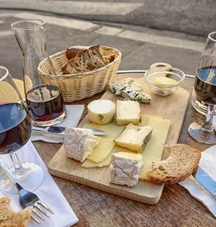 Vins et fromages - accord parfait