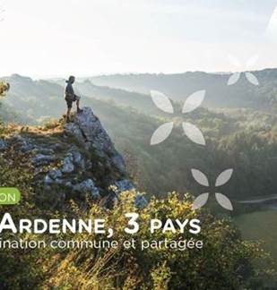 Exposition : Une Ardenne, trois pays