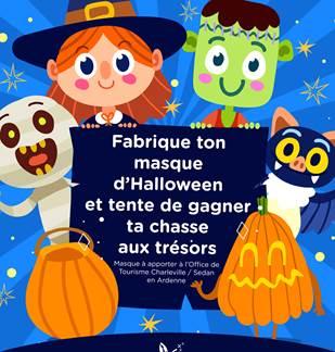 Jeu Concours d'Halloween