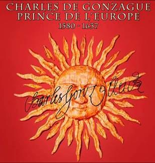 Charles de Gonzague, de Prins van Europa