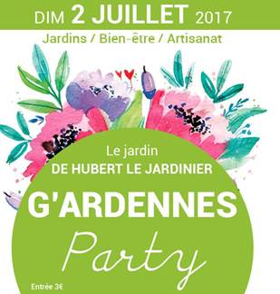 G'ARDENNES Party