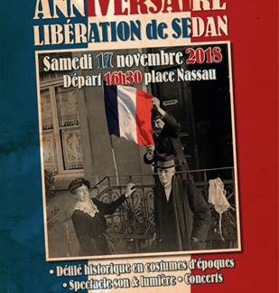 Célébration de la libération de Sedan