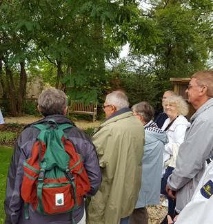 Visites commentées : le jardin d'Hubert