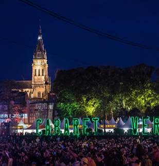Eco Festival Rock : Le Cabaret Vert
