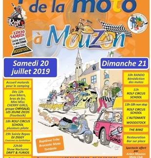 23 ème Fête de la moto