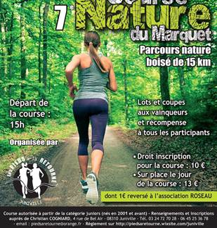 8e Course nature du Marquet