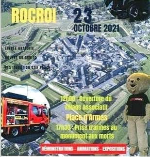 101ème Congrès des Sapeurs Pompiers des Ardennes