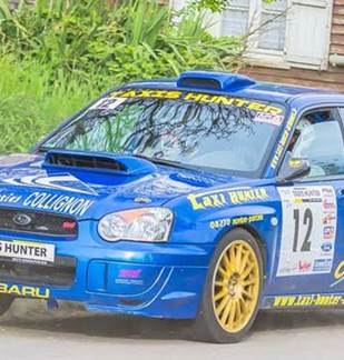 42ème Rallye Auto National des Ardennes