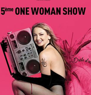 Humour - One woman show : N°5 de CHOLLET