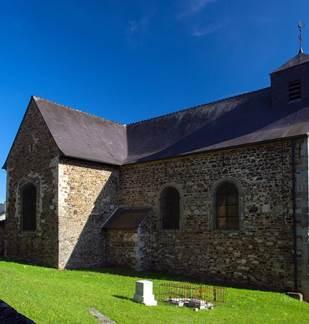Visites guidées de la Collégiale Saint-Ermel