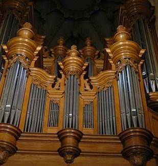 Concert d'orgue par François Espinasse