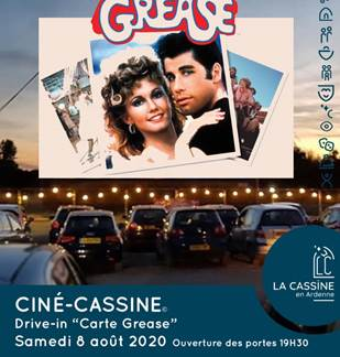 CINÉ-CASSINE - Drive in