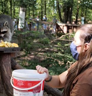 Journée mondiale des soigneurs animaliers