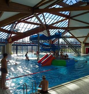 Centre Aquatique Vallées et Plateau d'Ardenne