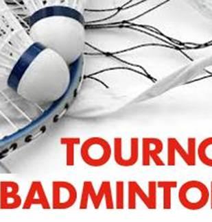 Tournoi badminton jeunes