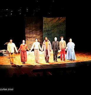 Théâtre : Le chemin des passes dangereuses