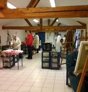 L'atelier d'art