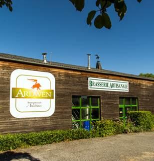 Visites commentées des entreprises des Crêtes : La Brasserie Ardwen