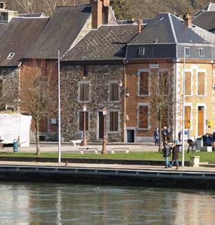 Location vélo et VTT - Capitainerie de Fumay