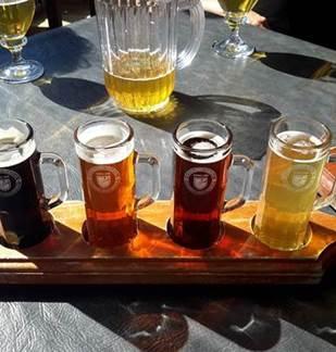 Dégustation de bière à l'aveugle