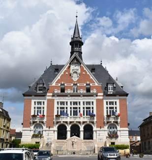 Découvrez Vouziers, ville de la reconstruction des années 1920-1930