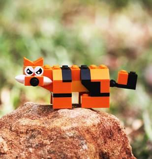 Ateliers Bricks 4 Kidz : construis ton animal en briques Lego®