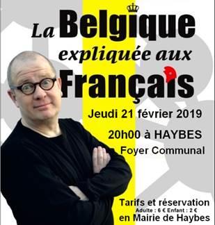 La Belgique expliquée aux Français