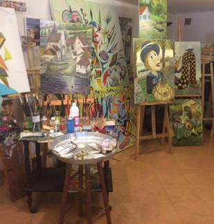 Galerie du Café d'Antan