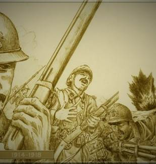 Commémoration de l'Armistice et hommage rendu à tous les Mazurois morts pour la France