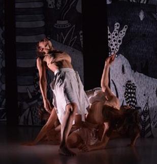 Danse/Dessin/Arts numériques : MIWA