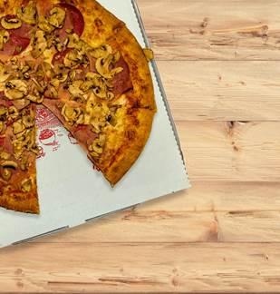 Kiosque Dolce Vita Pizza
