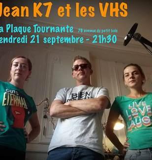 Concert : Jean K7 et les VHS