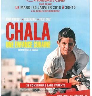 Ciné-rencontre : Chala, une enfance cubaine
