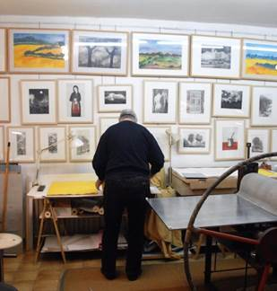 Exposition : Omer Resic Rétrospective