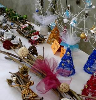 1er Marché artisanal de Noël