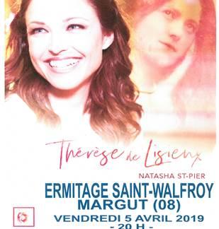 Thérèse de Lisieux par Natasha St-Pier