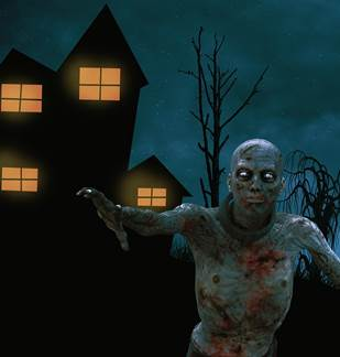 La maison de l'horreur