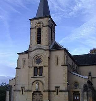 Église Saint Antoine de Padoue