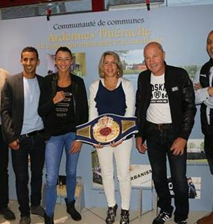 Boxe - Auvillers-les-Forges