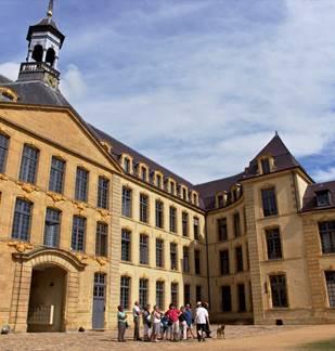 Visites Guidées de Sedan : Manufactures textiles de la Meuse au Dijonval